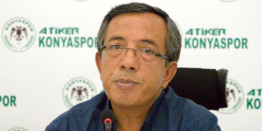 """Konyaspor yöneticisi Mustafa Oral: """"Kimsenin şüphesi olmasın"""""""