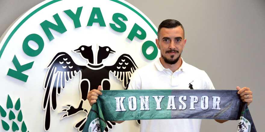 Konyaspor'da Hora neden 88 numarayı giyecek?