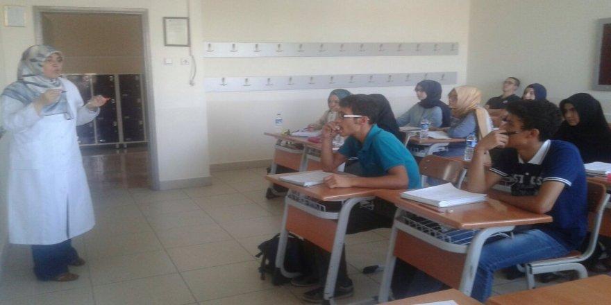 Enderun liselerinde kesintisiz eğitim
