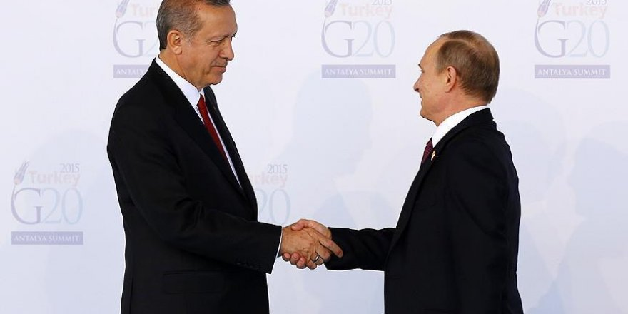Erdogan, Putin talks mark 'new stage'