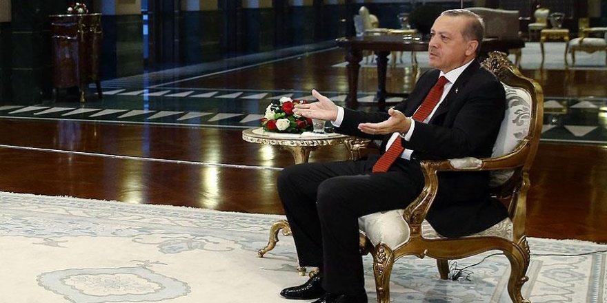'Westerners left Turks isolated' says Erdogan