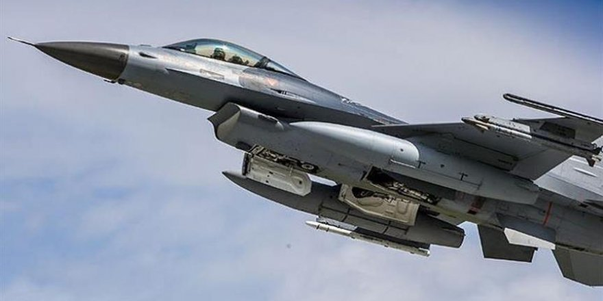 Iraq gets new batch of F-16 planes for Mosul offensive