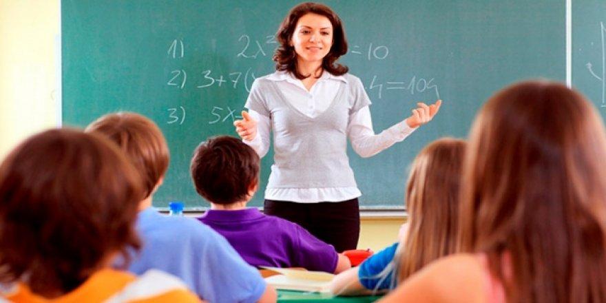 Sözleşmeli öğretmenlikte ön başvurular başladı