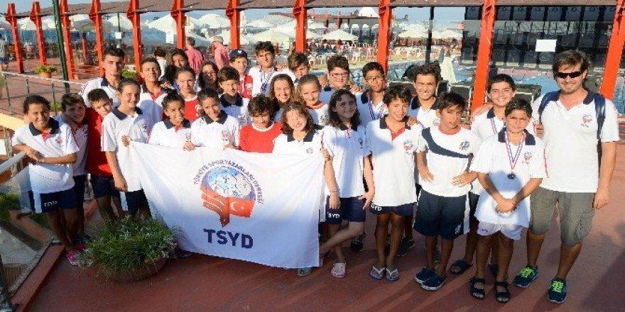 TSYD'den tarihi başarı