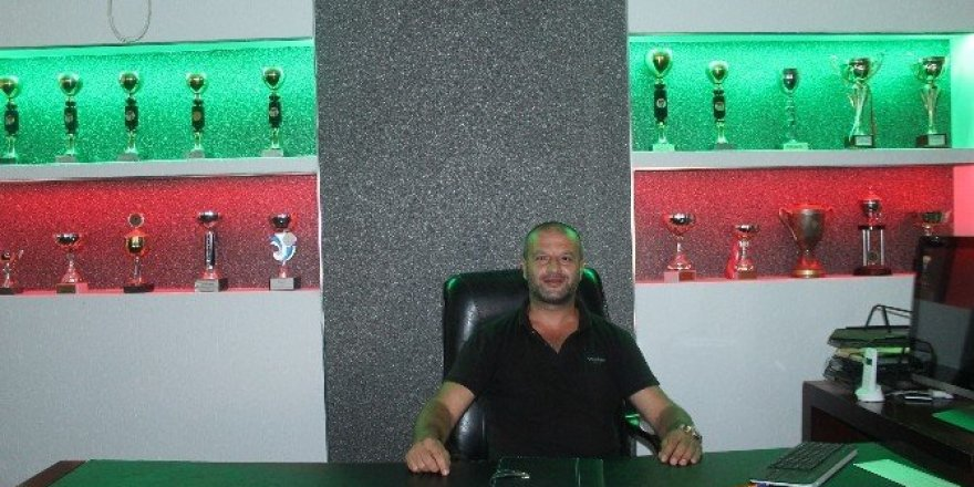 Yalovaspor'un ilk hedefi tesisleşmek