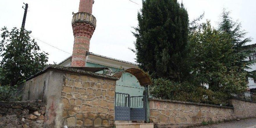 Osmaneli'deki Hamide Hatun (Kırgıllı) Camii restorasyonu başlıyor