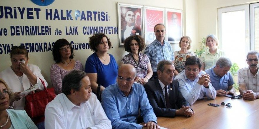 CHP Genel Başkan Yardımcıları Bingöl ile Torun Çanakkale'de