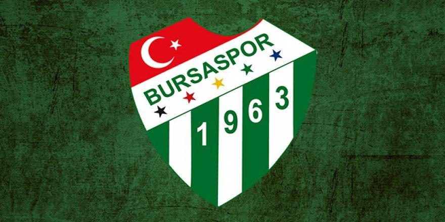 Bursaspor'da sponsorluk anlaşması