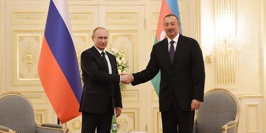 'Rusya ile Azerbaycan stratejik ortak iki ülke'