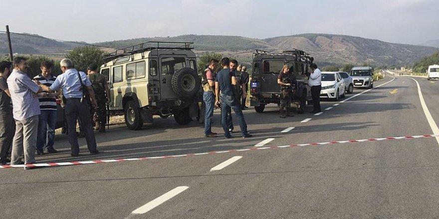 Osmaniye'de terör saldırısı