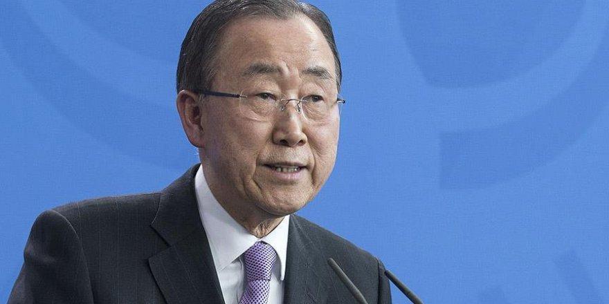 Ban Ki-mun Pakistan'daki bombalı saldırıyı kınadı