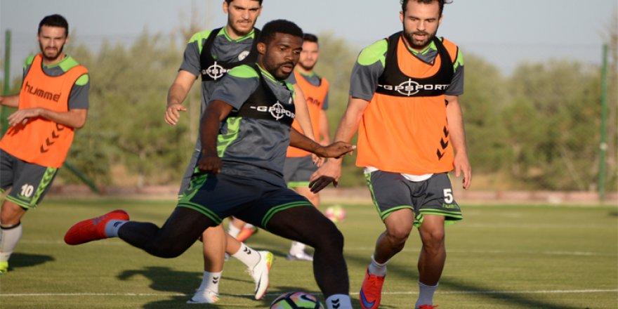 Atiker Konyaspor'da yeni sezon hazırlıkları
