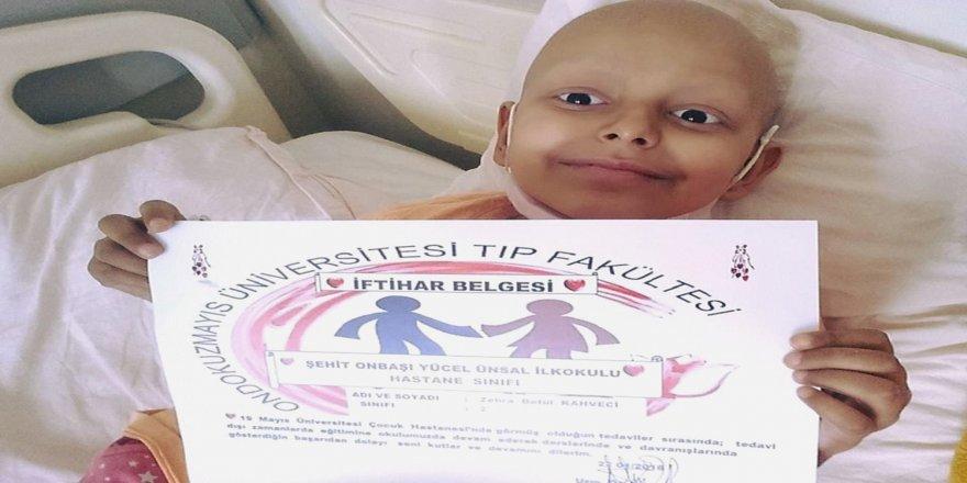 Mustafa Ceceli hayranı küçük Zehra yaşam savaşını kaybetti