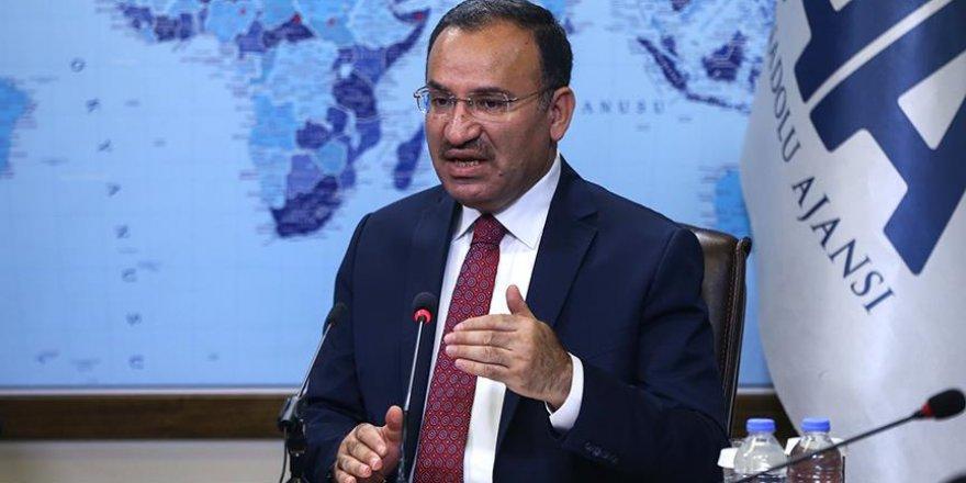 Bakan Bozdağ'dan af açıklaması