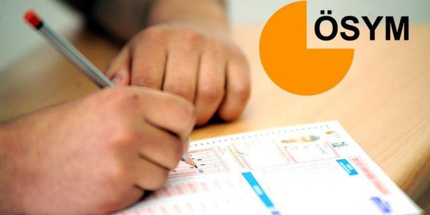 KPSS ortaöğretim-ön lisans sınav başvuruları başladı