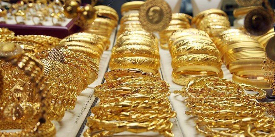 Altının gramı 127 liraya geriledi