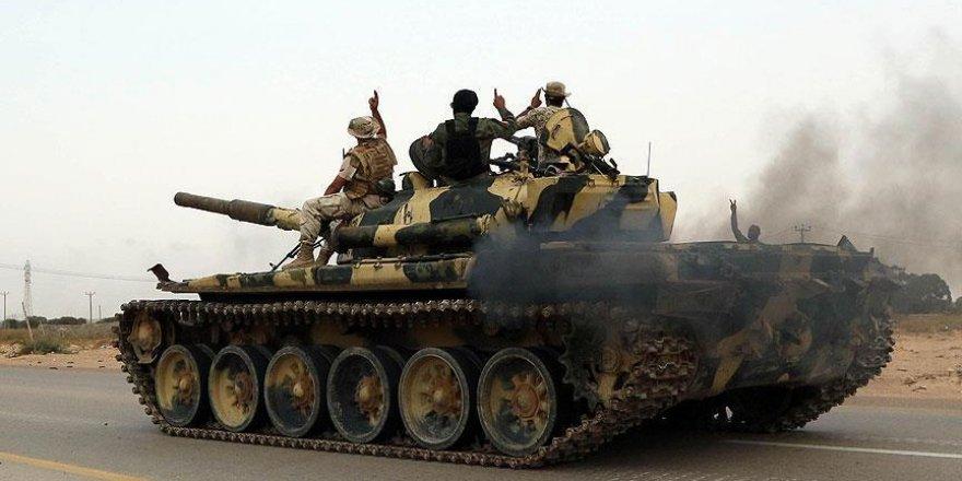 DAEŞ'in elindeki 'Kusur ed-Diyafe' kontrol altına alındı
