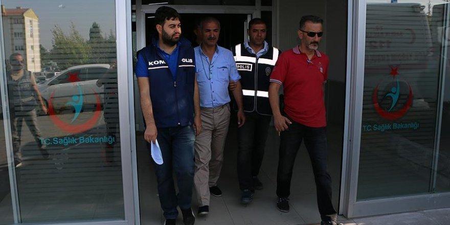 Aksaray merkezli FETÖ/PDY operasyonunda 10 tutuklama