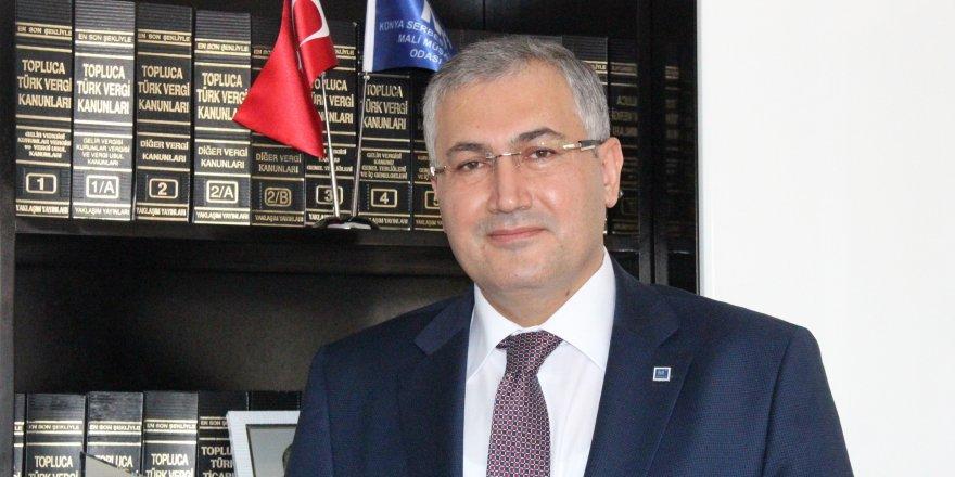 Başkan Özselek'ten ikinci 500'deki Konya firmalarına tebrik