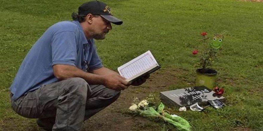 Muhammed Ali'nin mezarı ilk kez görüntülendi