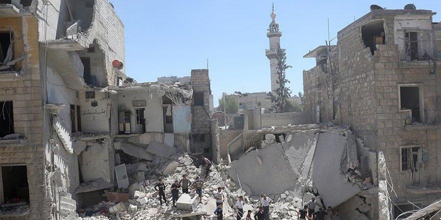 Halep'te 2 milyondan fazla kişi kuşatma altında