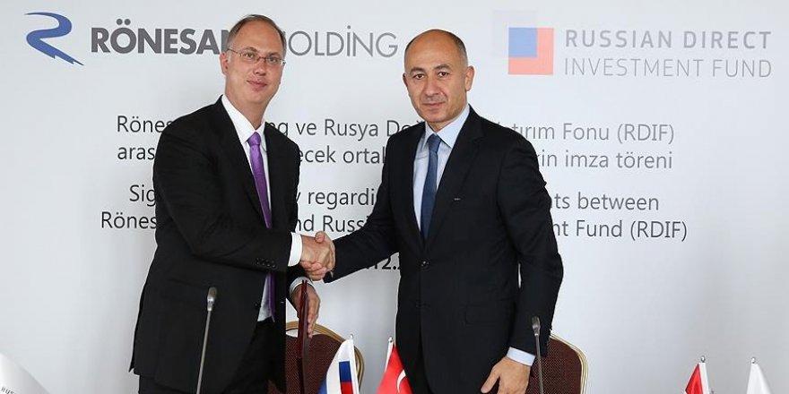 Rusya ile 400 milyon dolarlık anlaşma