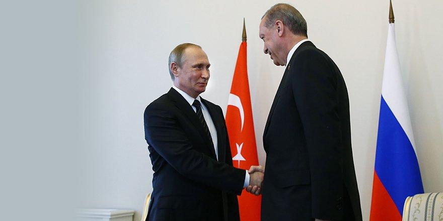 Erdoğan: Bölgenin siyasi olarak bizlerden beklentileri var