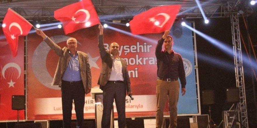 Beyşehir Demokrasi Şöleni 13 Ağustos'ta başlıyor