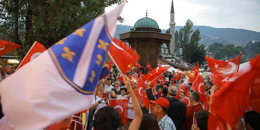 Balkan Müslümanları 'anavatan' Türkiye için nöbette