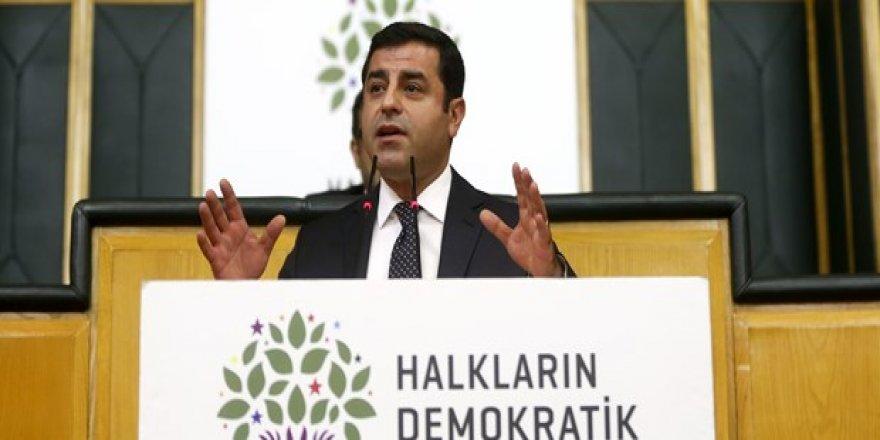 Selahattin Demirtaş'tan Yenikapı mitingi yorumu