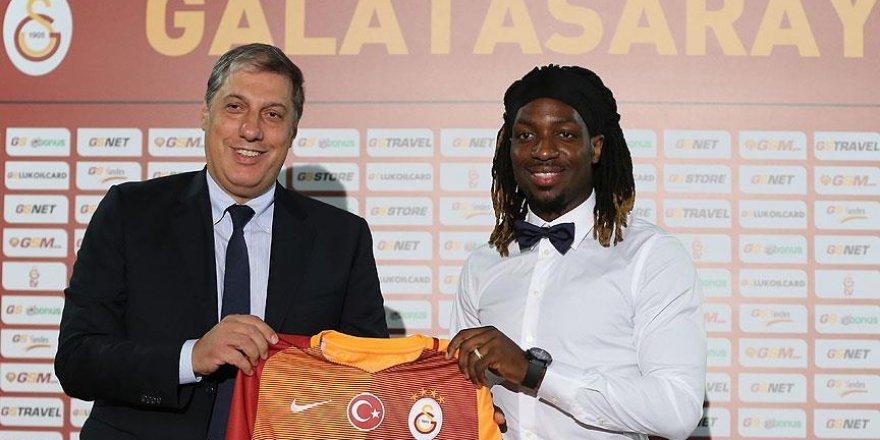 Cavanda resmen Galatasaray'da