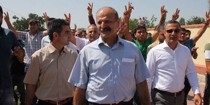 Tutuklu belediye başkanı tahliye oldu