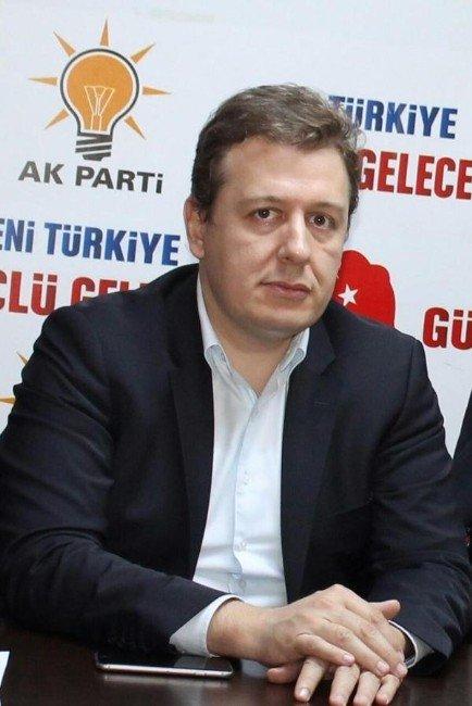 "AK Partili Necip Filiz, ""FETÖ hainini hemen verin"""