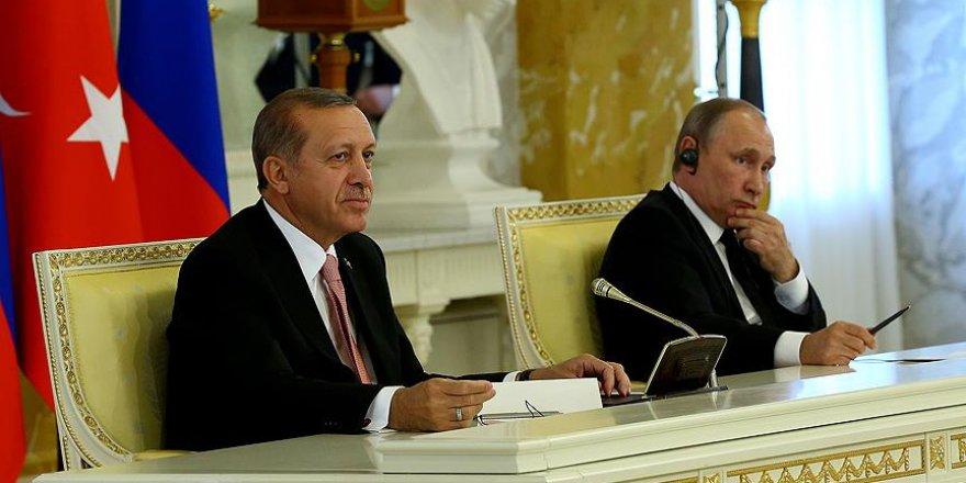 'Erdoğan ile Putin arasında anlık iletişim kanalı kurulacak'