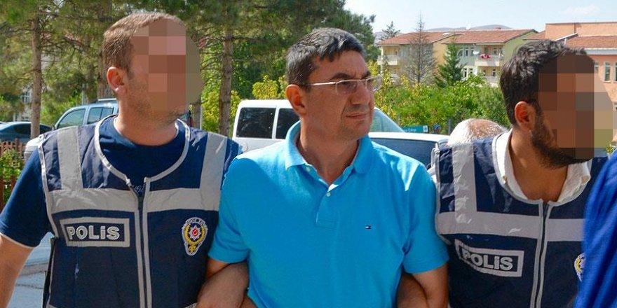 MHP'nin HSYK'ya şikayet ettiği hakim Burhan Yaz tutuklandı