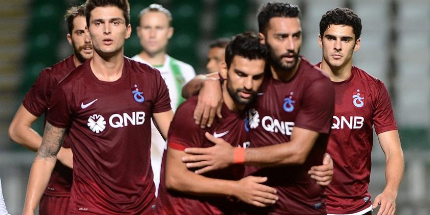 Trabzonspor Macaristan kampını galibiyetle kapattı