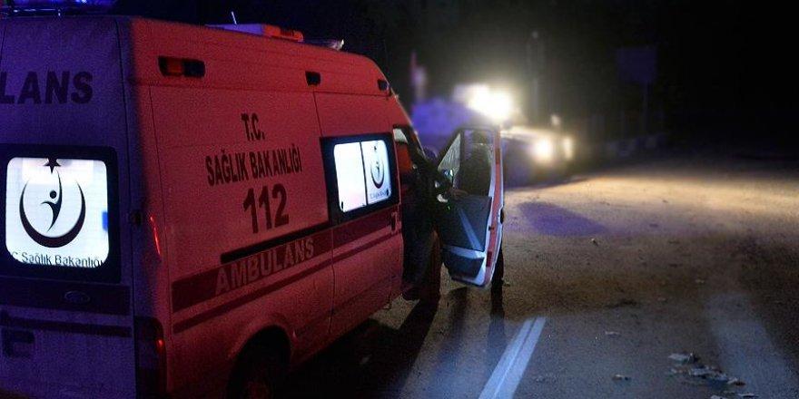 Hakkari'de askeri araca mayınlı tuzak: 7 yaralı