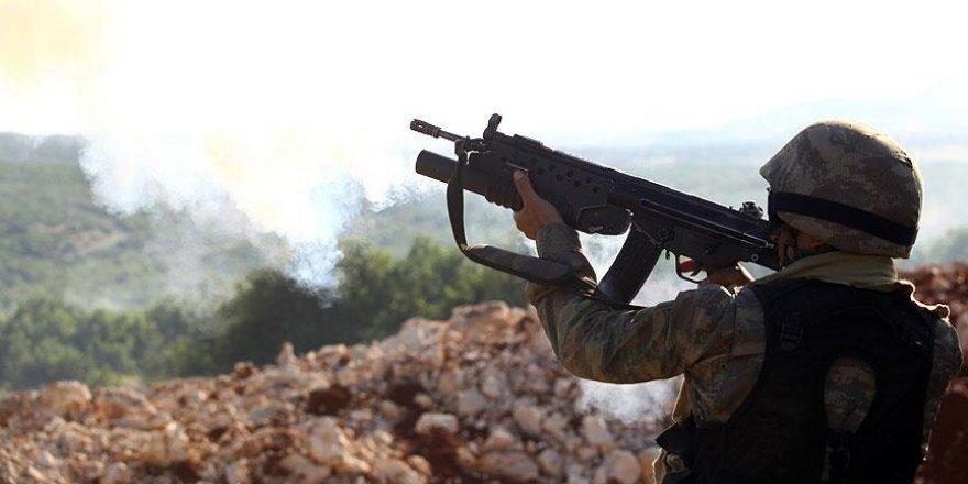 Diyarbakır'daki terör saldırısında iki asker şehit