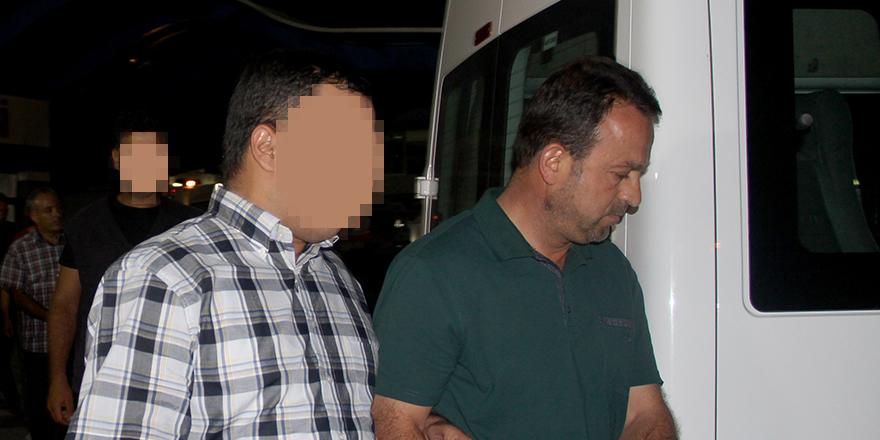 Konya'da FETÖ operasyonuna katılan polis gözaltına alındı