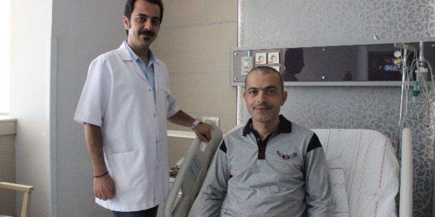 Medicana Konya Hastanesi'nde ilk kez kapalı yöntemle akciğer ameliyatı yapıldı