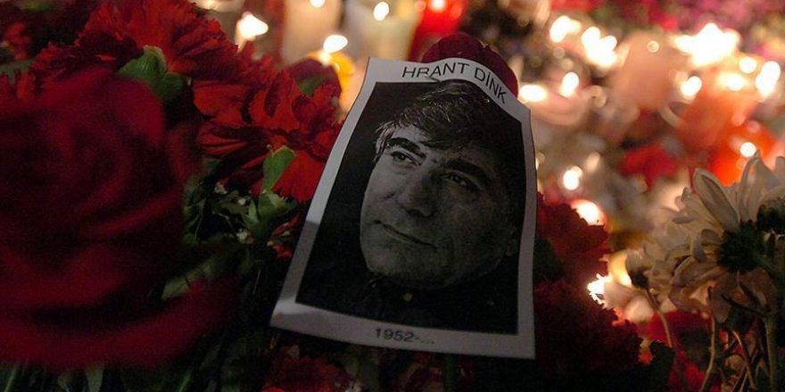 Hrant Dink cinayeti soruşturmasında tutuklama talebi