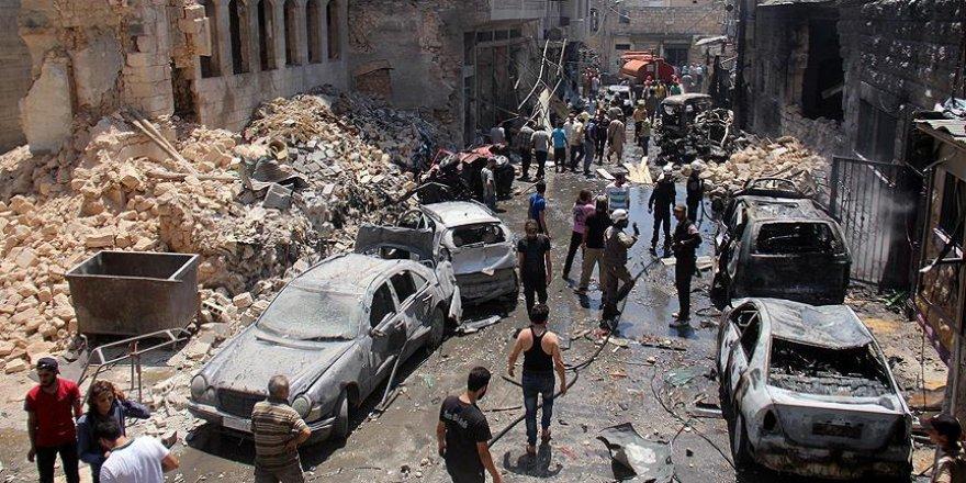 Rejim uçakları İdlib'e saldırdı: 11 ölü