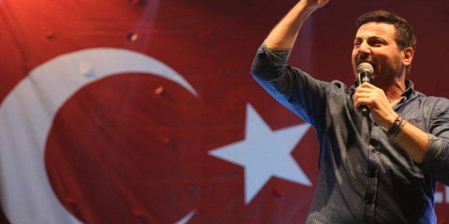 Davut Güloğlu 'susan' sanatçılara tepki gösterdi