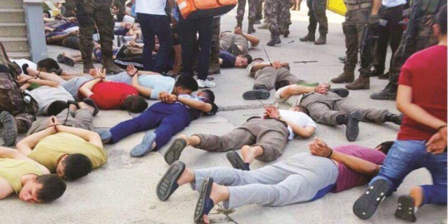 Darbeci Binbaşı: Erdoğan'ı tutukladık