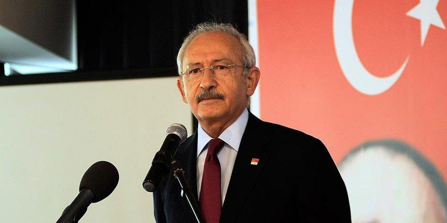 Kılıçdaroğlu: Yazarlar ve sanatçılar Türkiye'nin geleceğinin güvencesi