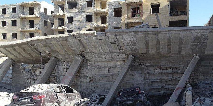 'Suriye'deki hastanelerin büyük bölümü kullanılamaz halde'