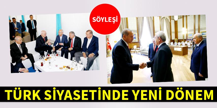 Türk siyasetinde yeni dönem