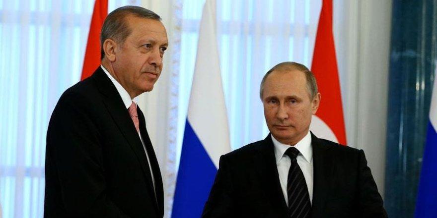 Erdoğan-Putin görüşmesi yatırımları hızlandıracak