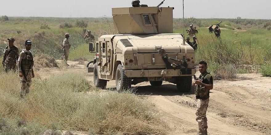 Irak'ta DAEŞ'in üst düzey sorumlusu öldürüldü