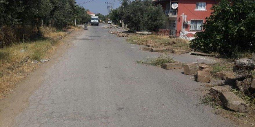 Alaşehir'de çalışmalar hız kesmiyor